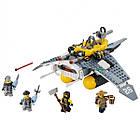 "Конструктор НиндзягоLEPIN NINJA MOVIE 06055 (аналог Lego 70609) ""Бомбардировщик Морской дьявол"" 364д, фото 4"