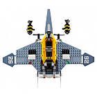 "Конструктор НиндзягоLEPIN NINJA MOVIE 06055 (аналог Lego 70609) ""Бомбардировщик Морской дьявол"" 364д, фото 6"