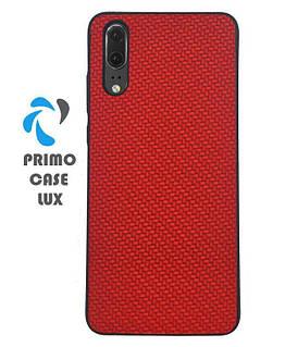 Чохол накладка Primo Case Lux для Huawei P20 - Red