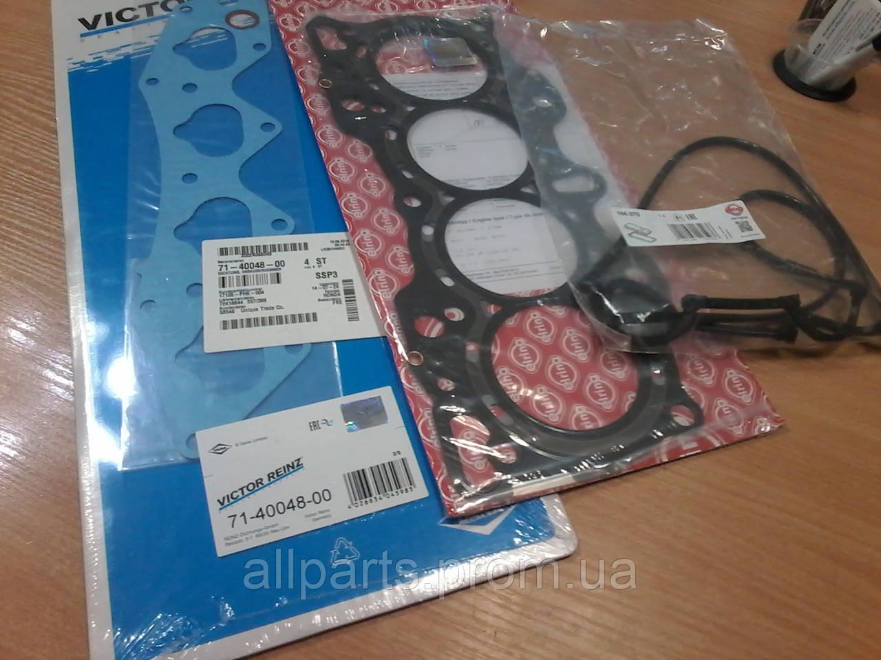 Прокладка головки блока цилиндров ГБЦ клапанной крышки комплект на Сузуки -Suzuki Grand Vitara, SX4,