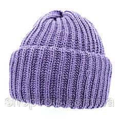 Шапка женская Purple