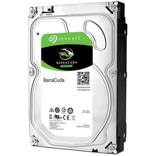 Жесткий диск 3.5' 1Tb Seagate BarraCuda, SATA3, 64Mb, 7200 rpm (ST1000DM010) (Re