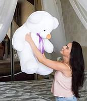 Плюшевый мишка в подарок 100 см Белый