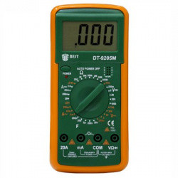 Digital multimeter best dt 9205 м