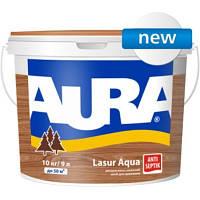 Лазурь Aura Lasur 9 л белый