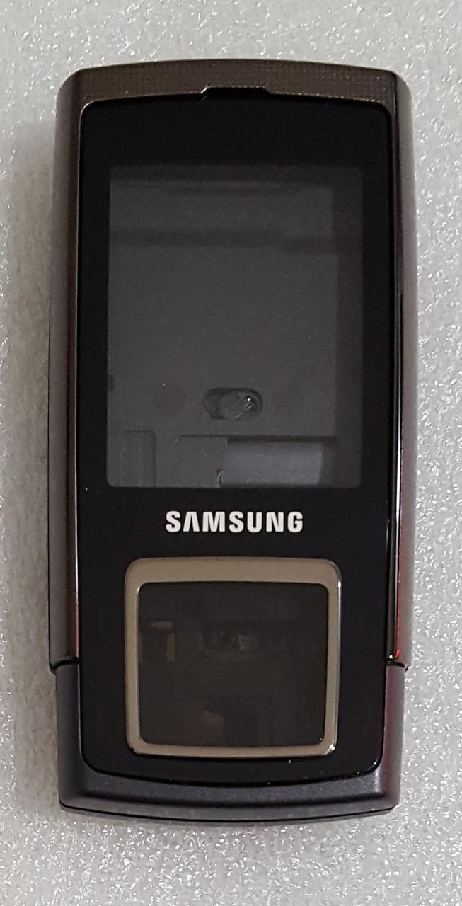 Корпус для Samsung E950 matt silver