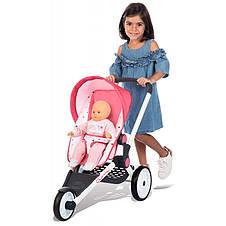 Коляска для кукол Maxi Cosi Quinny Jogger Smoby 255098, фото 3