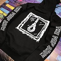 Худи Lil-Peep • Все размеры • Топ качество • Хайповый бренд • чёрная толстовка, фото 3