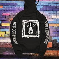 Худи Lil-Peep • Все размеры • Топ качество • Хайповый бренд • чёрная толстовка, фото 2