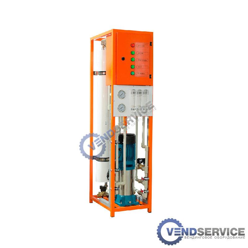 Промислова система зворотного осмосу OS-8 (400 л/год) VendService