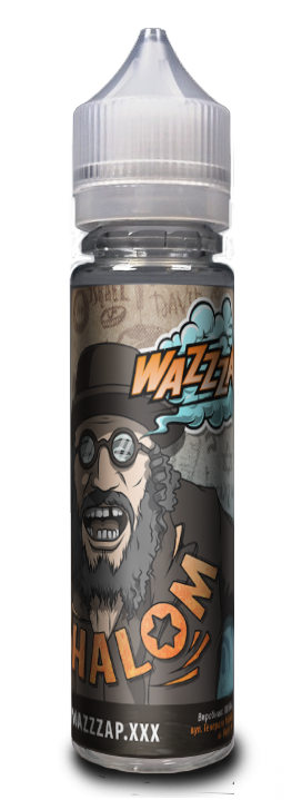 Wazzzap SHALOM - 60 мл. VG/PG 70/30