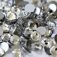 Стразы Сваровски Crystal ss3 1,4мм) Цена за 50шт. Самый маленький размер!!