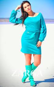 Женские платья большие размеры