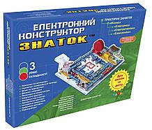 "Электронный конструктор  ""Знаток"" Школа (999+ схем) Kiddisvit арт. REW-K007"