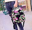 Детский рюкзак цветочный Guana, фото 6