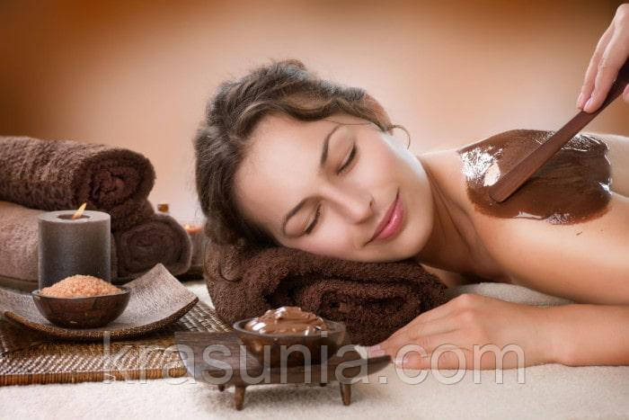 Шоколад для красоты и молодости