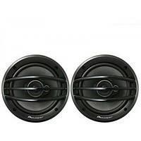 Автоколонки Pioneer TS 1374, 200W 3-х полосные, колонки в автомобиль, автоакустика, 13см, круглые