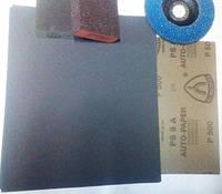 Наждачний папір р500 Клінгспор 230/280 мм