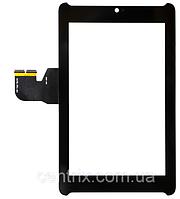 Тачскрин (сенсор) для Asus ME372 FonePad HD7 (K00E), ME372CG, ME373CG (1Y003A), #5470L FPC-1, черный