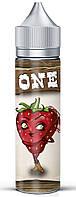 ONE Strawberry(Клубника) - 60 мл. VG/PG 70/30