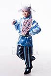Детский карнавальный костюм для мальчика Козлик 110-128р, фото 2