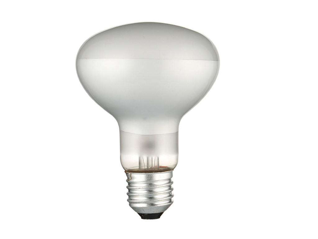 Лампа рефлекторная DELUX R50 60Вт Е14 матовая
