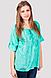 Блуза женская с прошвой , фото 3