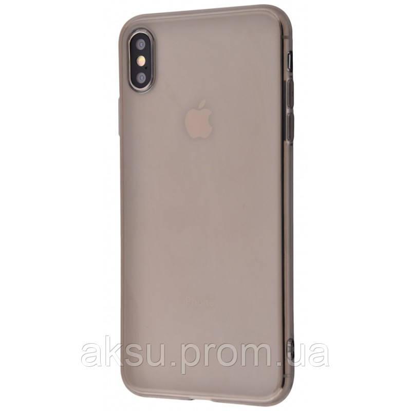 Чехол Силикон 0.5 mm для iPhone Xr Black