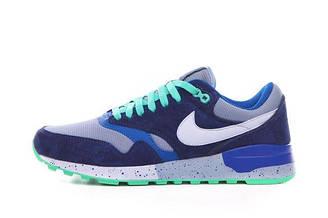 Мужские кроссовки Nike Air Odyssey Navy Blue| найк аир одиссей синий оригинал