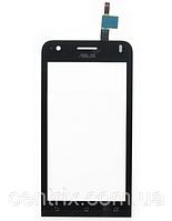 Тачскрин (сенсор) для Asus ZenFone C (ZC451CG), черный