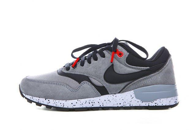113f12836440 Мужские Кроссовки Nike Air Odyssey Grey Black  Найк Аир Одиссей Черный  Оригинал — в Категории