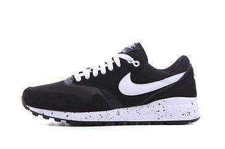 Мужские кроссовки Nike Air Odyssey Black White| найк аир одиссей черный оригинал