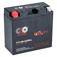 Outdo 12 Ah YT14B - 4 (GEL)/(8х)
