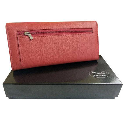 Жіночий шкіряний гаманець Dr. Bond., фото 2