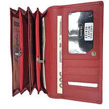 Жіночий шкіряний гаманець Dr. Bond., фото 3