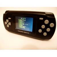 Приставка портативная 16-bit HAMY HG-806 + 19 встроенных игр (картриджи SEGA)