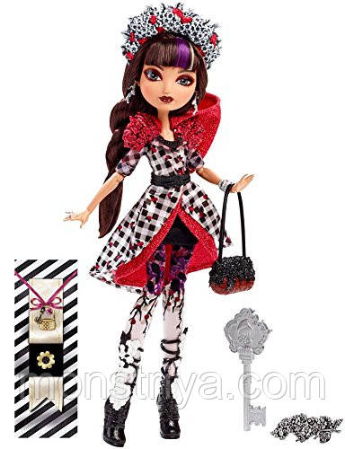 "Кукла Эвер Афтер Хай Сериз ""Весна"" - Ever After High Spring Unsprung Cerise Hood Doll, Киев"