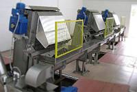 Канализационные механизированные решетки грабельного типа
