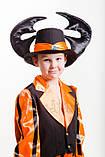 Детский карнавальный костюм для мальчика Жук 110-140р, фото 2