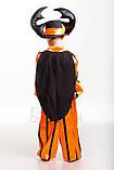 Детский карнавальный костюм для мальчика Жук 110-140р, фото 3