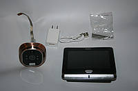 Видеоглазок в дверь с датчиком движения и записью на microSD