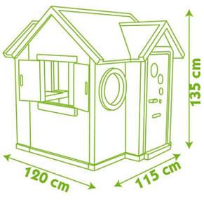 Домик со звонком Smoby (Смоби), фото 2