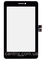 Тачскрин (сенсор) для Asus ME175KG MeMo Pad HD (K00Z, K00S), черный