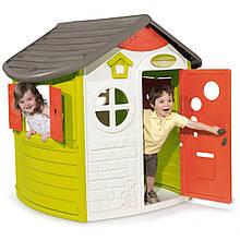 Будиночок Jura з УФ-покриттям і ключем Smoby
