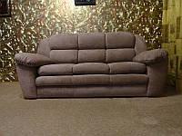 Перетяжка дивана раскладного. Перетяжка мягкой мебели Днепр.