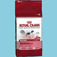 Royal Canin (Роял Канин) Medium Junior - 15 кг