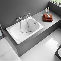 Ванна стальная BLB EUROPA MINI 105х70, фото 3