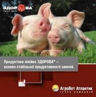 БМВД ПігПрот Гровер 15% для поросят,Здорова Агроветатлантик ,25 кг