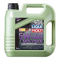 Масло моторное Molygen New Generation 5W-40 4л LIQUI MOLY, 9054