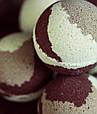Бомбочки для ванной шарики шипучки ручной работы Шоколадные, фото 3
